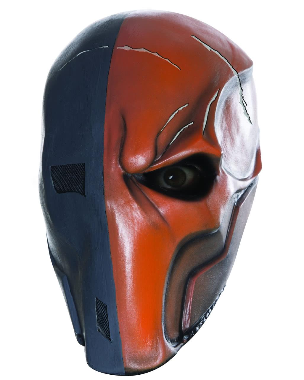 Deathstroke 3/4 Maske für Karnevalskostüme