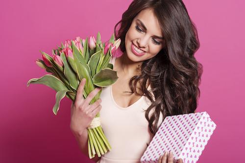 Rechnungskauf Blumen und Geschenke