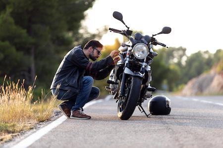 Motorrad Rechnungskauf