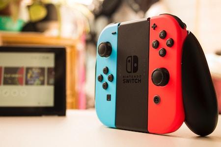Nintendo switch auf Rechnung